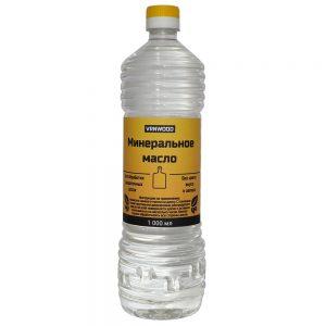 Минеральное масло для обработки разделочных досок 1 литр